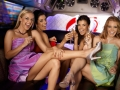 How to get ready for a girls night in a limo