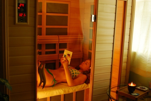 The Infrared Sauna Skin Therapy - Natural Anti-Aging Picture