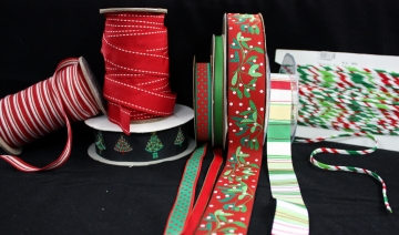 This Christmas dont forget to buy ribbons